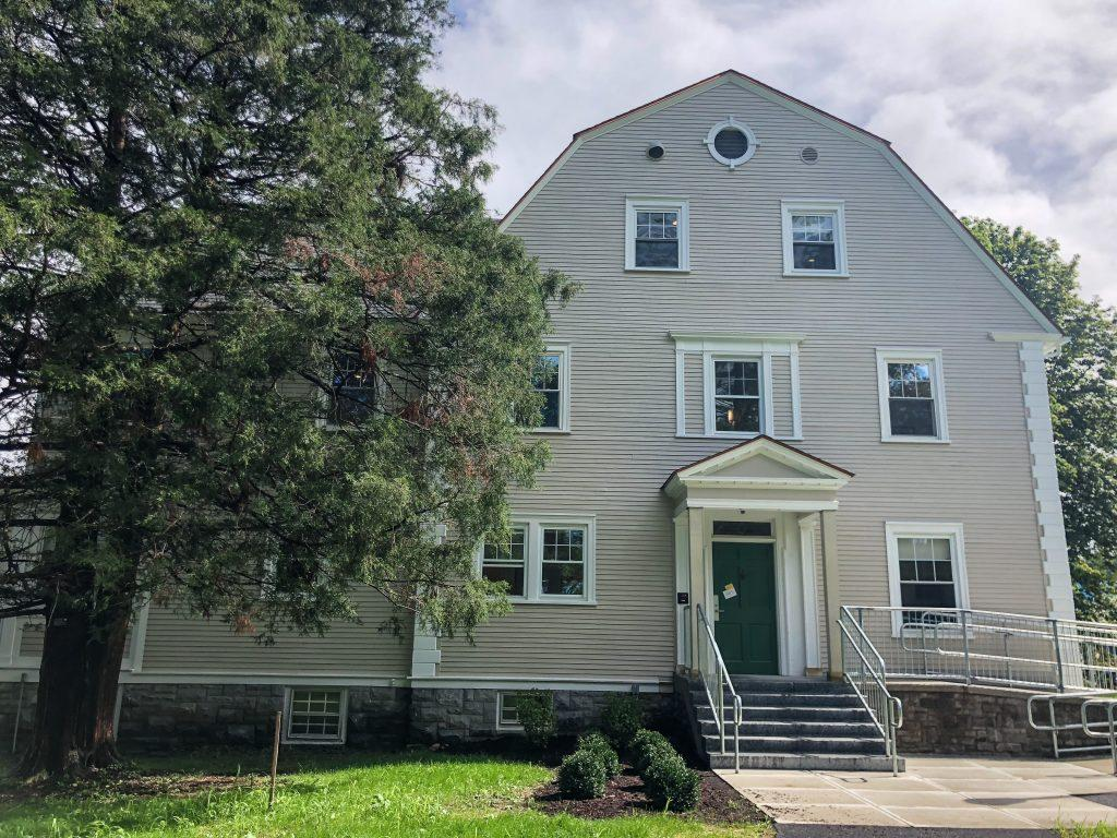 IWS has relocated to Hewat House as part of a broader expansion in its scope and mission. In the last two years, the College has also hired three more full time staff, necessitating a larger space.  Rebecca Tauber/News Editor