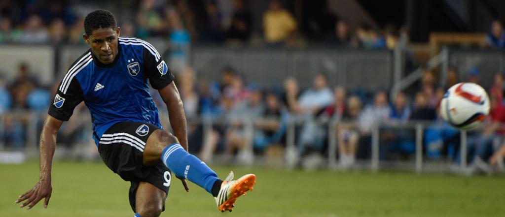 Khari Stephenson '04 recalls MLS career and international play