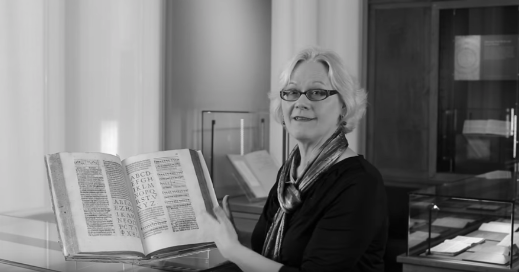PHOTO COURTESY OF EMORY UNIVERSITY Professor Jennifer Bloxam currently teaches courses on Medieval, Renaissance, and Baroque music.