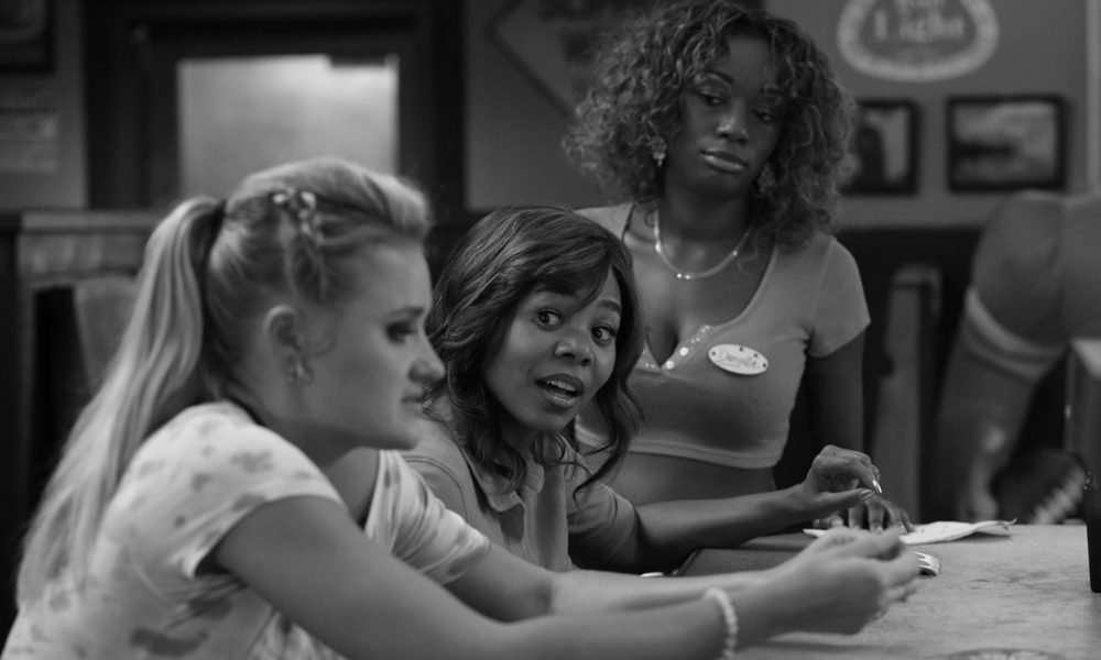 Lisa Conroy (Regina Hall) steals the show as the general manager of Double Whammies, a sports bar that features skimpily dressed waitresses.