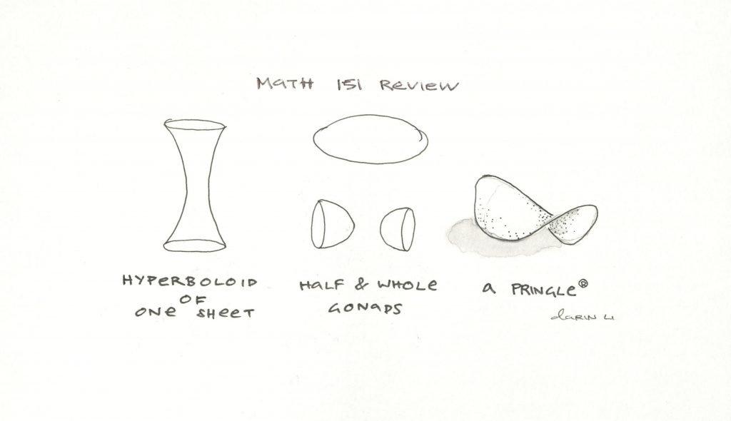 Comic - Math 151 Review