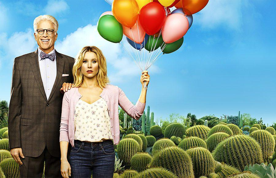 THE GOOD PLACE -- Pictured: The Good Place Key Art -- (Photo by: NBCUniversal)