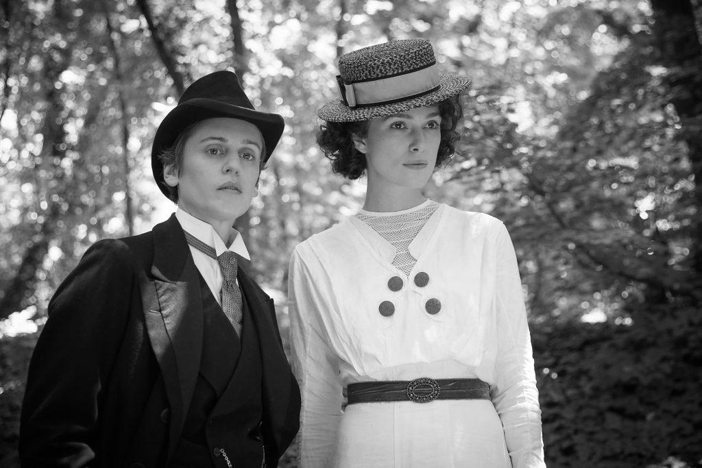 PHOTO COURTESY OF TIME. Colette, an intense turn-of-the-century period character drama, features superstar lead Keira Knightley