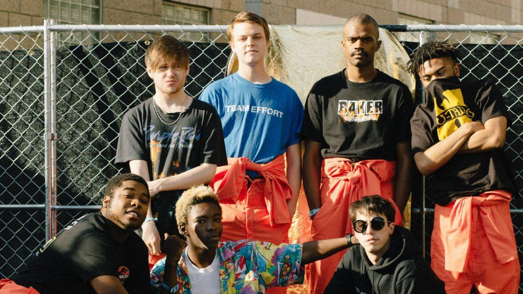 BROCKHAMPTON's latest album, Iridescence, features seven soloists and serves as an opportunity for healing and self-reflection.