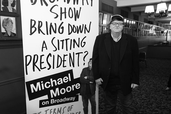 PHOTO COURTESY OF NYTIMES. Michael Moore's new documentary, Fahrenheit 11/9, follows President Donald Trump's ascent to presidency