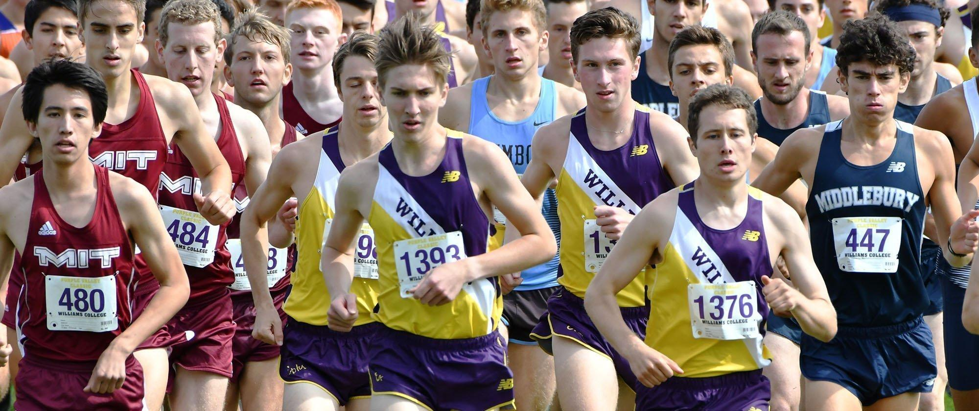 Men's and women's cross country compete at NCAA New ...