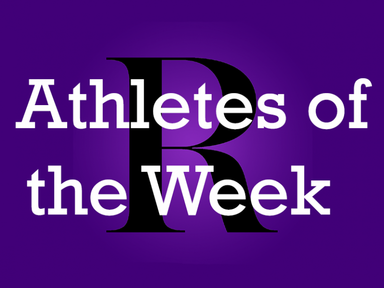 Athletes of the Week: Liz Webber '20 and Jackson Bischoping '22
