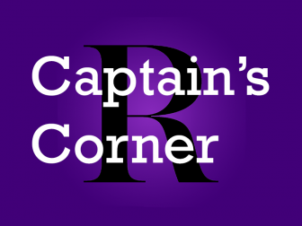 CAPTAIN'S CORNER: Carl Shuck '20