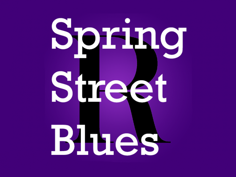 Spring Street Blues: From the files of Campus Safety and Security