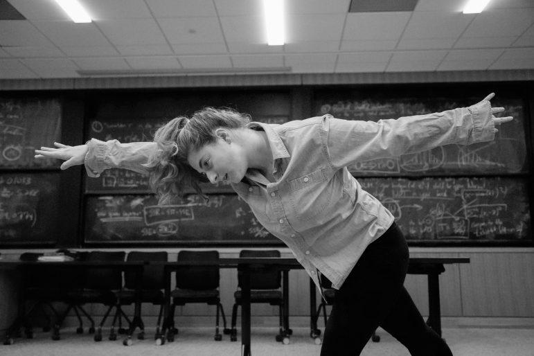 Boiling Under addresses student pressures via interactive dance