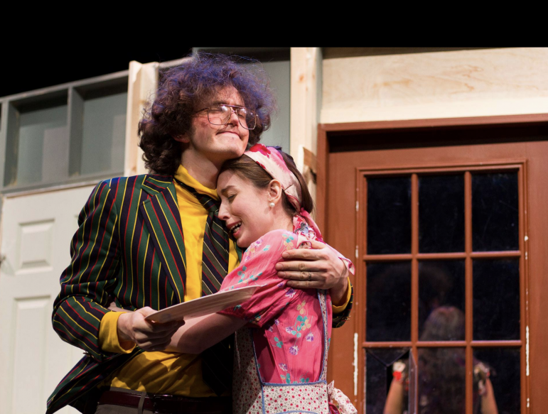 'Noises Off' impresses with farcical flare
