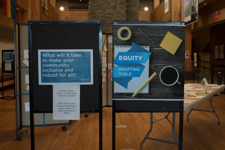 Zilkha, Davis Centers solicit community opinions on equity