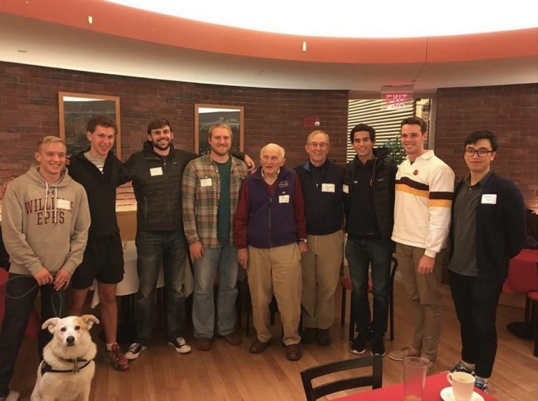 Student veterans reflect on experiences at the College