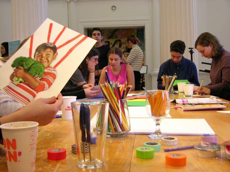 WCMA runs Winter Study course in curation, museum practice