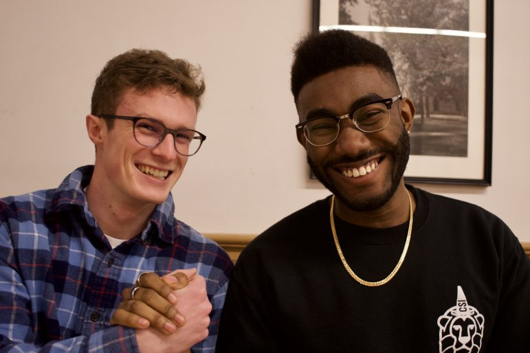 "Joey and Jamal: ""Guys Being Dudes,"" now on film"