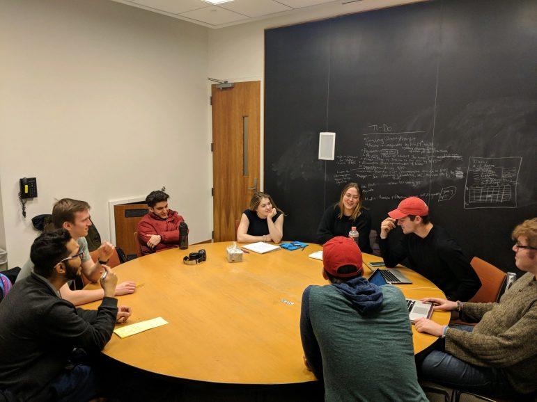 "MASC holds workshop  exploring ""bromances"""