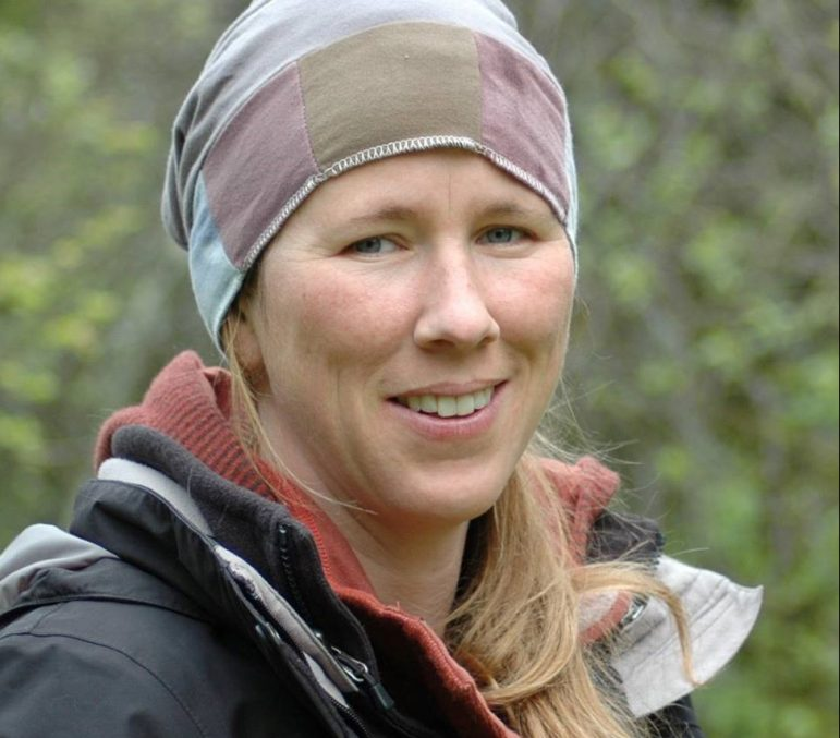 Spotlight on Research: Sonya Auer studies how diet affects fish metabolism