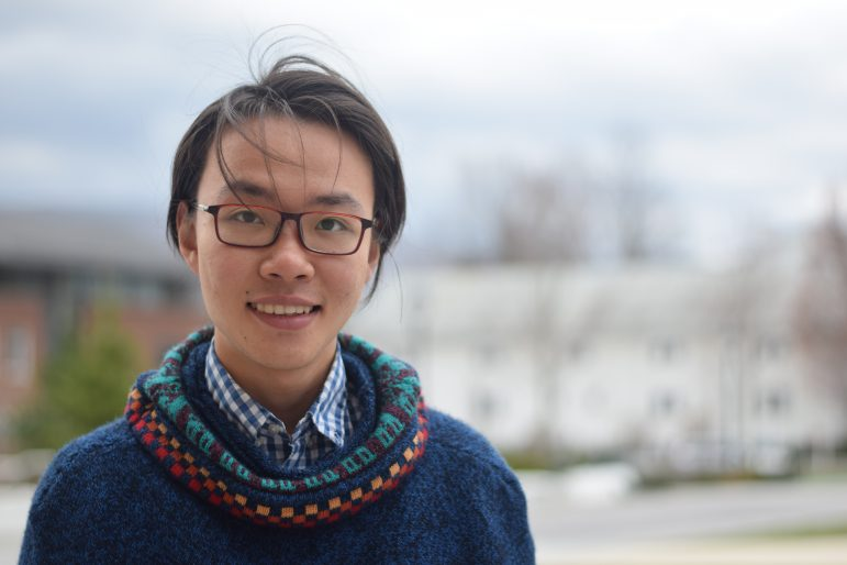Sartorial Observer: Benny Weng '22