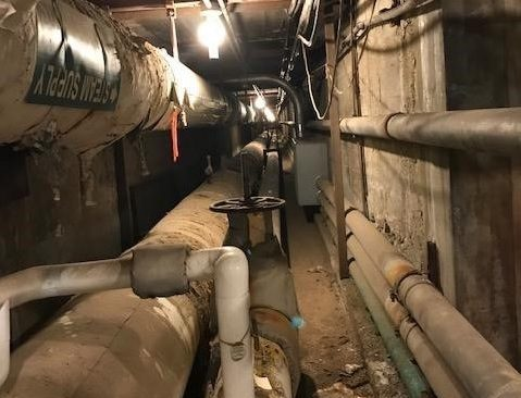 Steam Tunnels: Legends from the underground