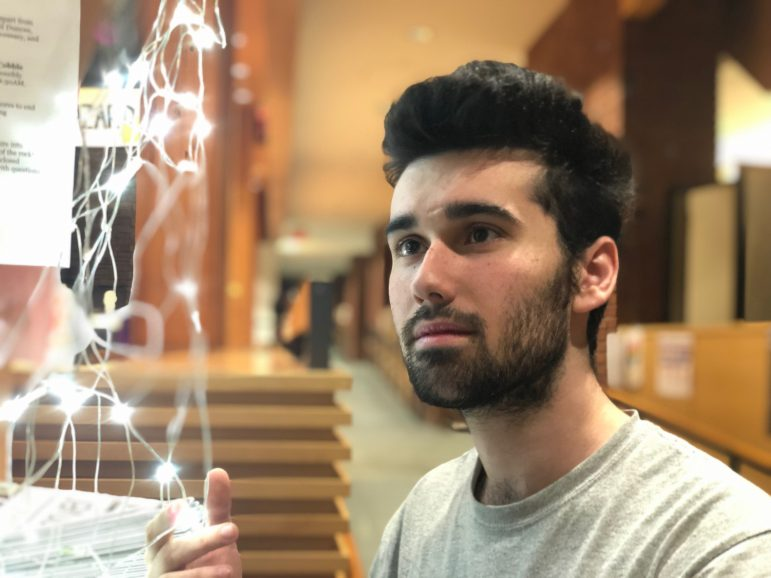 Ben Weber '21 directs spring musical, explores post-apocalyptic possibilities