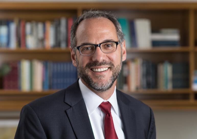 Profiles of Presidents Past: Adam Falk