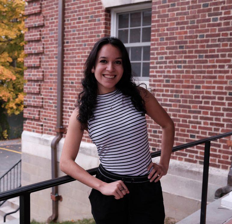 One in Two Thousand: Larissa Silva '20