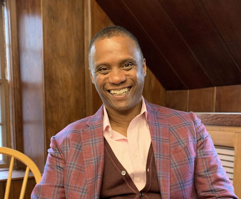Career Center welcomes Anthony Pernell-McGee