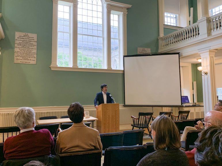 Jason Stanley speaks on fascism's history, causes