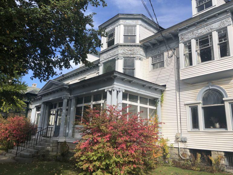 Exploring North Adams' most haunted mansion
