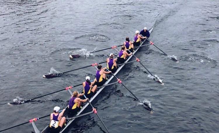 Women's crew races at HOCR