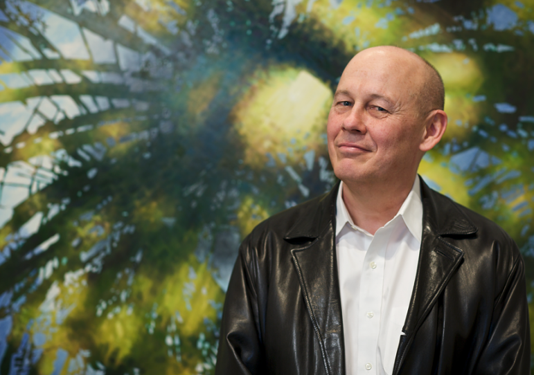 Mike Glier on his current series, recent artist residency