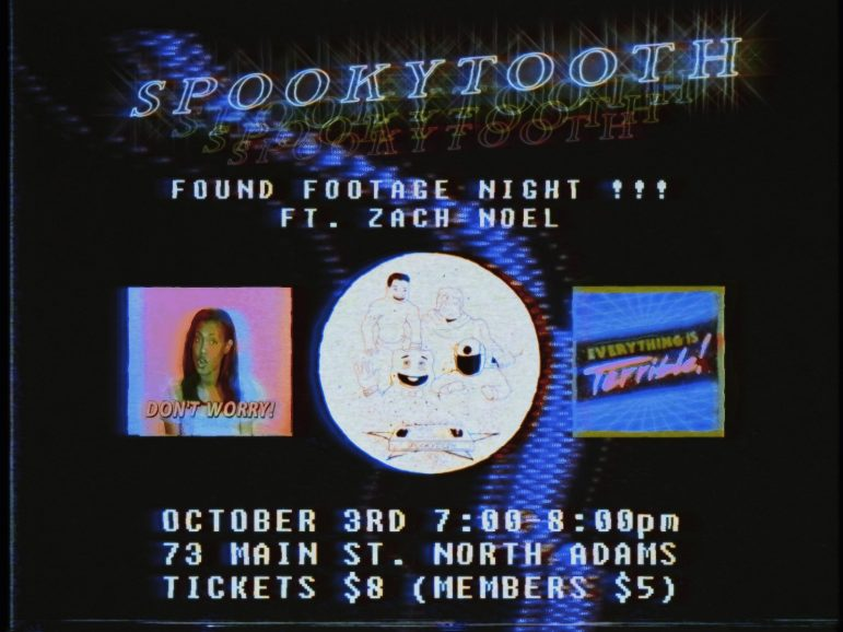 """Common Folk """"Found Footage Night"""" gets spooky(tooth)"""