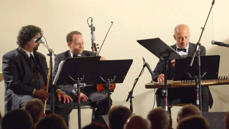 NAO Takht Ensemble offers a primer on Arab music