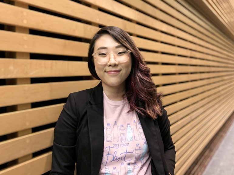 Franny Choi brews and forges revolution through verse