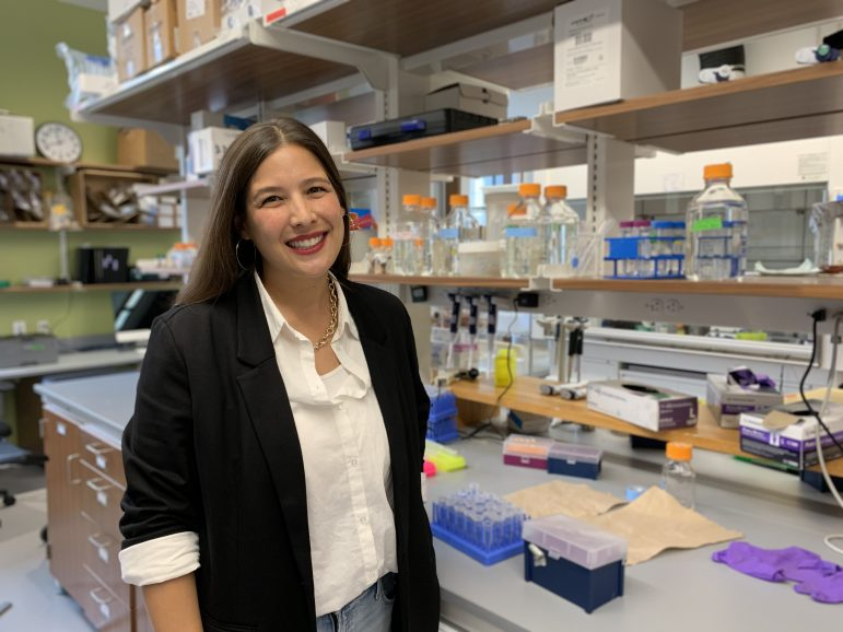 Katie Hart receives NIH grant to study protein function