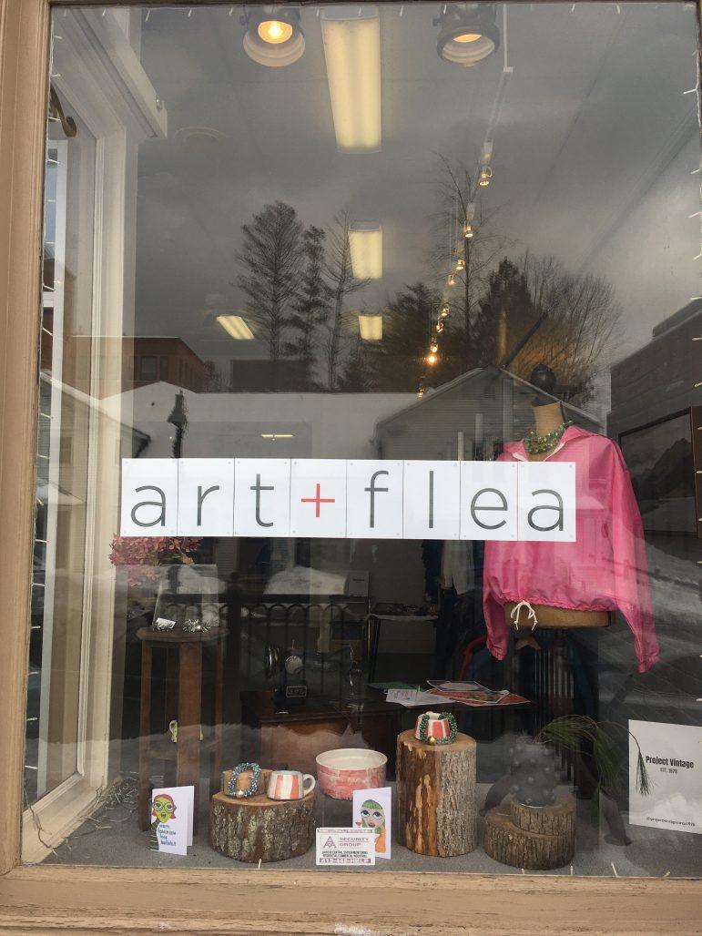 Local artisans pop up on Spring St. at Art + Flea