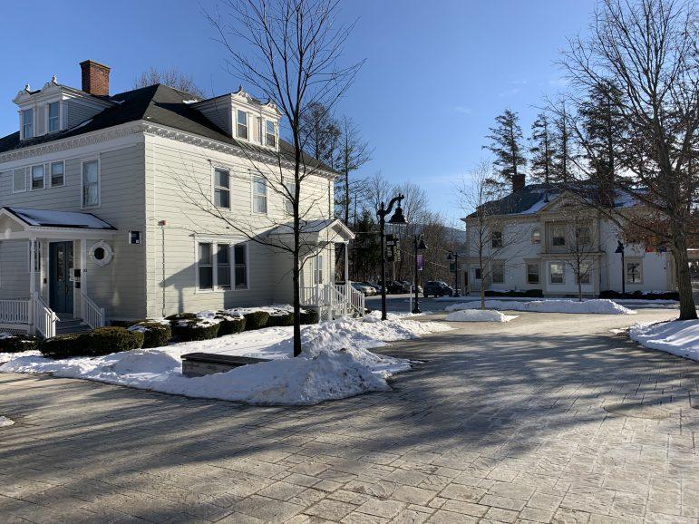 Davis Center undergoes structural changes