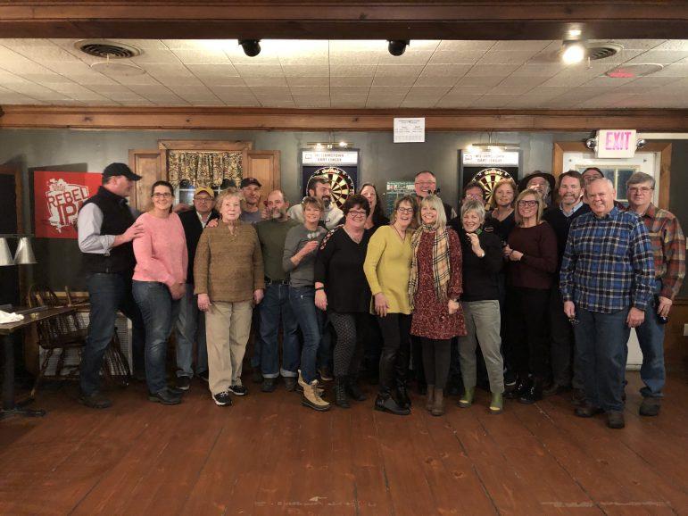 Williamstown Dart League builds community