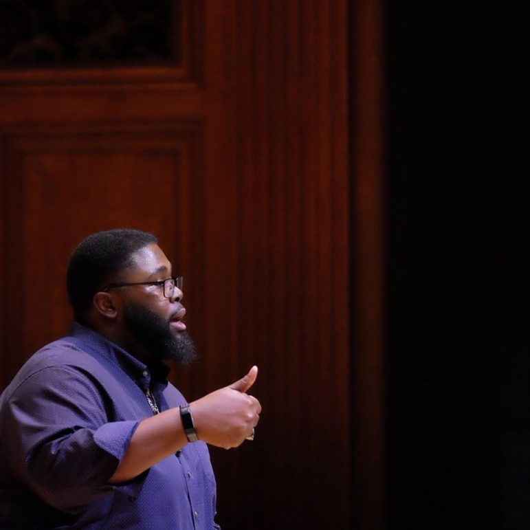 Anthony Jack discusses inequality on campuses