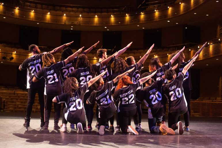 Eph Ensemble: Sankofa draws on rich history of step dance