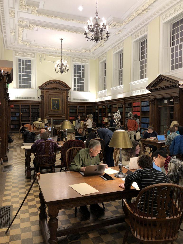 Special Collections event dives into institutional history