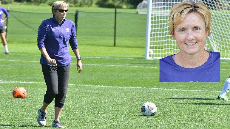 COACH'S CORNER: Sarah Raymond, women's soccer