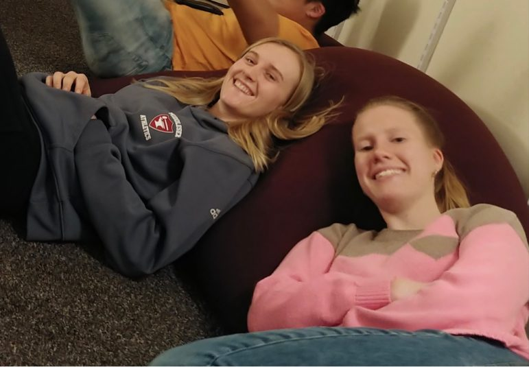 HalfTime fosters community for Christian athletes