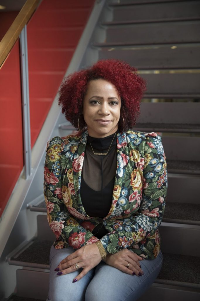 Nikole Hannah-Jones speaks on the 1619 Project, legacy of slavery
