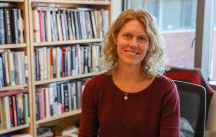 Spotlight on Research: History professor Jessica Chapman tells stories of NCAA runners from Kenya