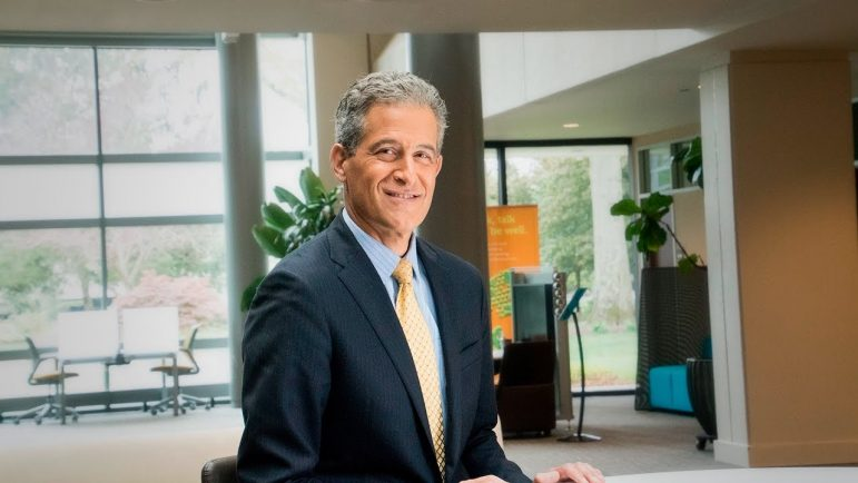 Dr. Richard Besser '81, former acting director of the CDC, reflects on COVID-19 and his career since Williams