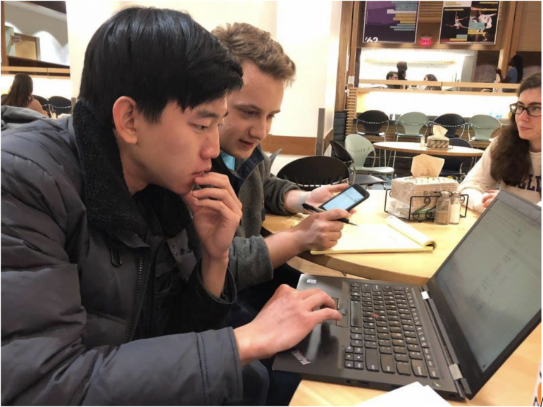Two in Two Thousand: Danny Jin '20 and Nicholas Goldrosen '20