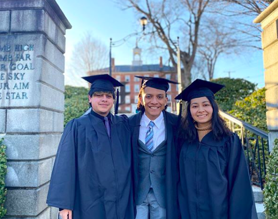 """""""You're more than enough, you're worthy, and you belong"""": First Gen students reflect on graduating amidst the pandemic"""