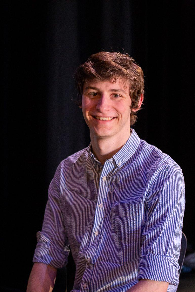 Jack Romans '20 to study the nuances of international children's theatre