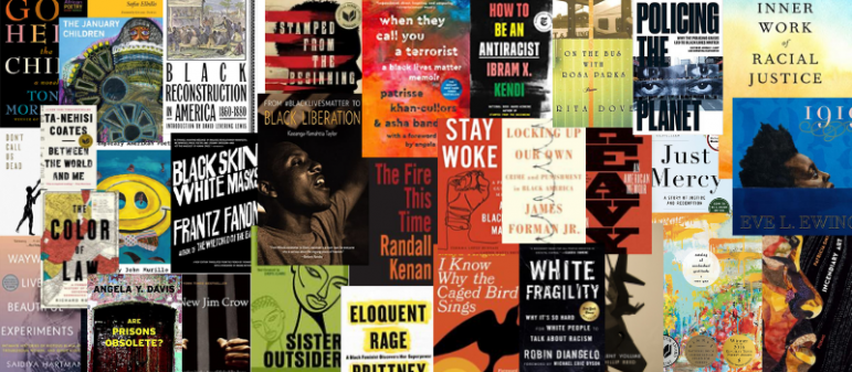 Race, Injustice, Black Lives Matter: Recommended reading from faculty and staff